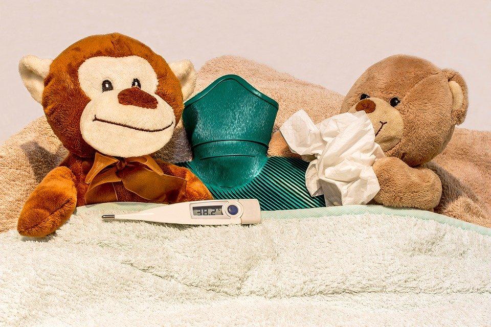 Lee más sobre el artículo Resfriados y gripes
