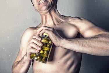 masa muscular y alimentos